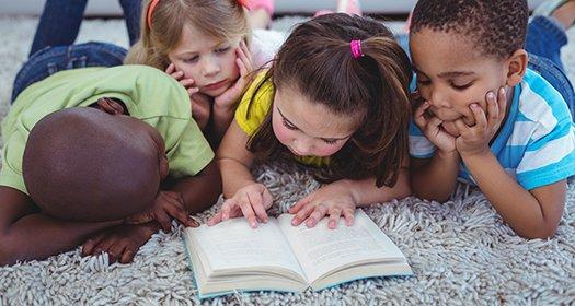 Waarom is voorlezen zo belangrijk? Wij leggen het je uit!