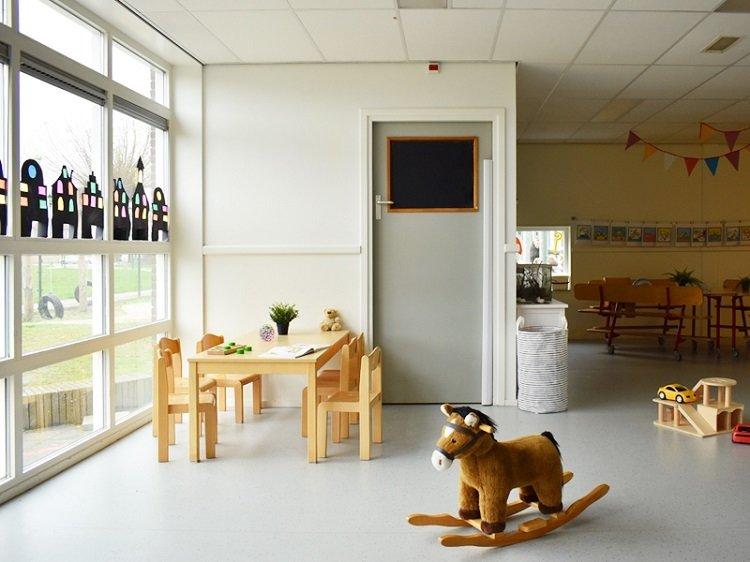Speelhoek kinderdagverblijf Beekmos in Houten
